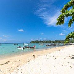 Отель The Title Comfort Condotel пляж