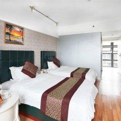 Отель Nomo Times International YOU Apartment Китай, Гуанчжоу - отзывы, цены и фото номеров - забронировать отель Nomo Times International YOU Apartment онлайн комната для гостей фото 5