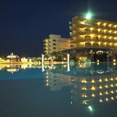 Отель Grand Hotel Berti Италия, Сильви - отзывы, цены и фото номеров - забронировать отель Grand Hotel Berti онлайн вид на фасад
