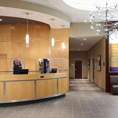 Отель Courtyard by Marriott Montreal Airport Канада, Монреаль - отзывы, цены и фото номеров - забронировать отель Courtyard by Marriott Montreal Airport онлайн интерьер отеля фото 2