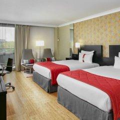 Отель Holiday Inn Brussels Airport комната для гостей фото 3