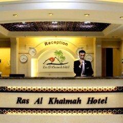 Отель Ras Al Khaimah Hotel ОАЭ, Рас-эль-Хайма - 2 отзыва об отеле, цены и фото номеров - забронировать отель Ras Al Khaimah Hotel онлайн фитнесс-зал фото 3