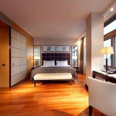 Отель Eurostars Grand Marina 5* Стандартный номер с различными типами кроватей фото 12