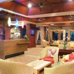 Отель Krabi Resort Таиланд, Ао Нанг - 11 отзывов об отеле, цены и фото номеров - забронировать отель Krabi Resort онлайн интерьер отеля фото 3