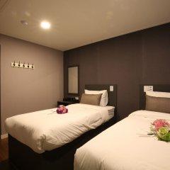 Отель Philstay Myeongdong Южная Корея, Сеул - отзывы, цены и фото номеров - забронировать отель Philstay Myeongdong онлайн комната для гостей фото 2