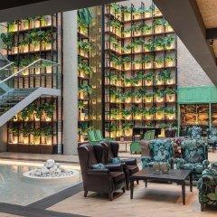Отель H10 Marina Barcelona Испания, Барселона - 12 отзывов об отеле, цены и фото номеров - забронировать отель H10 Marina Barcelona онлайн интерьер отеля