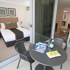 Alex Perry Hotel & Apartments балкон
