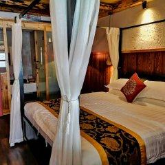 Village Utopia Backpackers Hostel комната для гостей фото 5