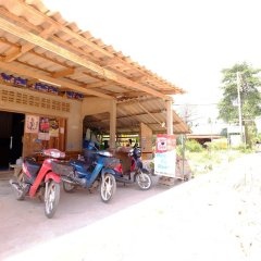 Отель Bulan Bungalow Lanta спортивное сооружение