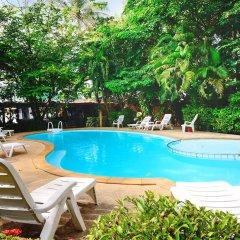 Отель Lanta Pavilion Resort Таиланд, Ланта - отзывы, цены и фото номеров - забронировать отель Lanta Pavilion Resort онлайн бассейн