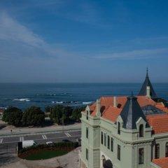Отель Vila Foz Hotel & SPA Португалия, Порту - отзывы, цены и фото номеров - забронировать отель Vila Foz Hotel & SPA онлайн пляж фото 2