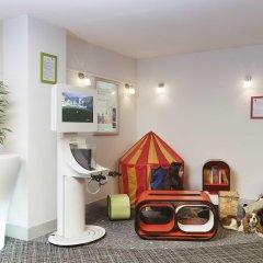 Отель Novotel Lyon Centre Part Dieu детские мероприятия