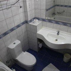 Alin Hotel Турция, Аланья - 13 отзывов об отеле, цены и фото номеров - забронировать отель Alin Hotel онлайн ванная