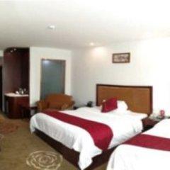 Отель Sea View Garden Hotel Xiamen Китай, Сямынь - отзывы, цены и фото номеров - забронировать отель Sea View Garden Hotel Xiamen онлайн комната для гостей фото 5
