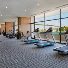 Wyndham Legend Halong Hotel фитнесс-зал