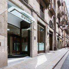 Отель Gotico Испания, Барселона - 11 отзывов об отеле, цены и фото номеров - забронировать отель Gotico онлайн вид на фасад