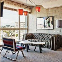 Отель The Line балкон