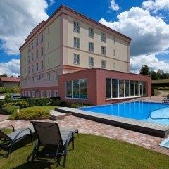 Отель Francis Palace Чехия, Франтишкови-Лазне - отзывы, цены и фото номеров - забронировать отель Francis Palace онлайн бассейн фото 3