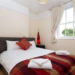 Отель 1 Bedroom Flat In Belsize Park комната для гостей фото 4