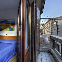 Hotel Caprera балкон