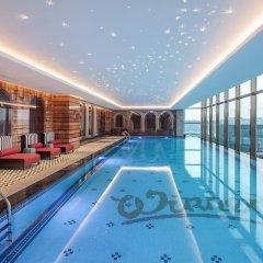 Отель Indigo Shanghai Hongqiao Китай, Шанхай - отзывы, цены и фото номеров - забронировать отель Indigo Shanghai Hongqiao онлайн бассейн фото 3