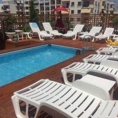 Отель Sunrise Hotel Çameria Албания, Дуррес - отзывы, цены и фото номеров - забронировать отель Sunrise Hotel Çameria онлайн бассейн фото 2