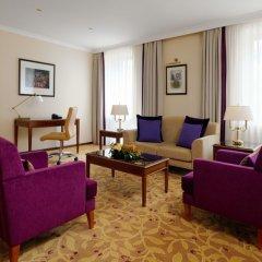 Гостиница Марриотт Москва Ройал Аврора 5* Стандартный номер с двуспальной кроватью фото 2