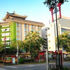 Отель Super 8 Xian Big Wild Goose Pagoda Китай, Сиань - отзывы, цены и фото номеров - забронировать отель Super 8 Xian Big Wild Goose Pagoda онлайн фото 5