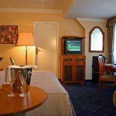 Отель Kampa Stara zbrojnice Sivek Hotels в номере