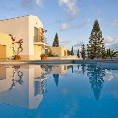 Отель Galaxy Villas бассейн фото 2