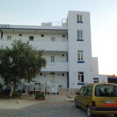 Отель Mavi Cennet Camping Pansiyon Сиде городской автобус