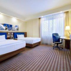 Гостиница Hampton by Hilton Волгоград Профсоюзная комната для гостей фото 3