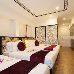 Отель Serenity Diamond Ханой комната для гостей фото 5