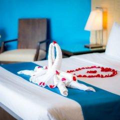 Отель Sea Breeze Jomtien Resort спа