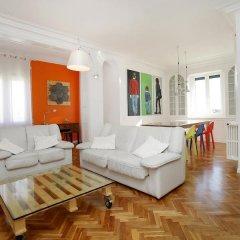 Отель Roger De LLuria-Passeig De Gracia комната для гостей фото 2