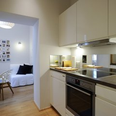 Апартаменты Leuhusen Nuss Apartments Вена в номере фото 2