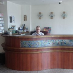 Отель Kapri Hotel Болгария, София - отзывы, цены и фото номеров - забронировать отель Kapri Hotel онлайн интерьер отеля фото 2