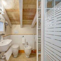 Отель Le Stanze di Rigoletto Италия, Парма - отзывы, цены и фото номеров - забронировать отель Le Stanze di Rigoletto онлайн ванная