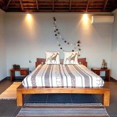 Отель Villa Manatea - Moorea Французская Полинезия, Папеэте - отзывы, цены и фото номеров - забронировать отель Villa Manatea - Moorea онлайн комната для гостей