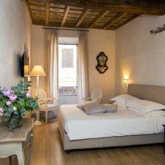 Отель Frattina Италия, Рим - отзывы, цены и фото номеров - забронировать отель Frattina онлайн комната для гостей
