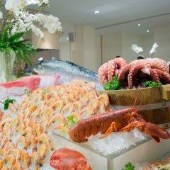 Отель A-One Pattaya Beach Resort питание фото 3