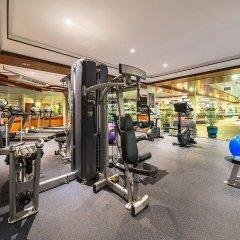 Отель Andaman Beach Suites Пхукет фитнесс-зал фото 4