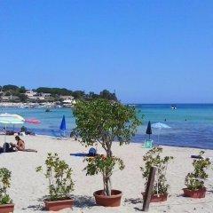 Отель B&B Mare Di S. Lucia Италия, Сиракуза - отзывы, цены и фото номеров - забронировать отель B&B Mare Di S. Lucia онлайн пляж фото 2