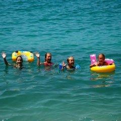 Hatipoglu Beach Hotel спортивное сооружение