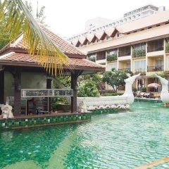 Отель Villa Thongbura бассейн фото 2