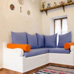 Апартаменты Elafusa Luxury Apartment Родос комната для гостей фото 2