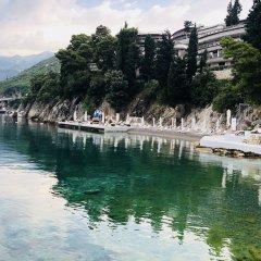 Отель Harmonia Черногория, Будва - отзывы, цены и фото номеров - забронировать отель Harmonia онлайн приотельная территория