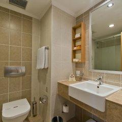 Отель Trendy Aspendos Beach - All Inclusive Сиде ванная фото 2