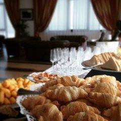 Отель Grand Eurhotel питание