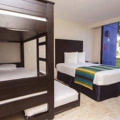 Отель Crown Paradise Club Cancun - Todo Incluido детские мероприятия
